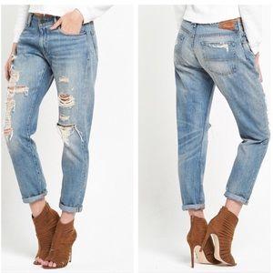 ralph lauren grove skinny boyfriend jeans Size 30